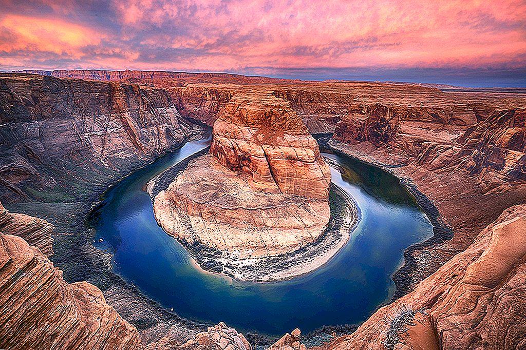 Sungai Colorado dan Kecantikan yang Dimilikinya