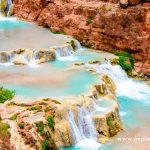Air Terjun Havasupai di Arizona dan Aktivitasnya